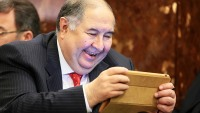 Loyalty bonus to his management by Alisher Usmanov!