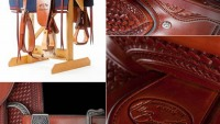 Most expensive saddle crafted to mark 100th Anniversary of Calgary Stampede