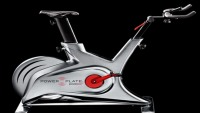 Power Brake's exercising Power bike vibrates you into good health