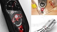Celsius X VI II one-off timepiece for Only Watch 2011 Auction