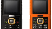 Gresso Extreme X3 is an extremely rugged cell phone