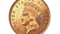 Gold coin from 1855 brings upwards of $1.32 Million at Heritage Auctions