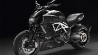Ducati Diavel AMG Special edition bike is wrapped in carbon fiber