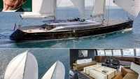 Rupert Murdoch adds the 220-Ft. Superyacht Vertigo to his fleet