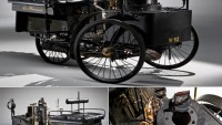 World's oldest running car is up for auction