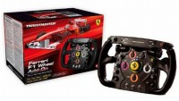 Thrustmaster's Ferrari F1 wheel for reel-life experience
