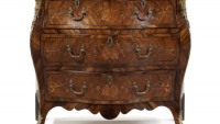 A George III 150-year-old commode to sell at Bonham's auction