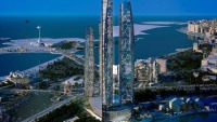 Jumeirah's first luxury hotel at Etihad Towers in Abu Dhabi opens its doors