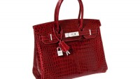 Hermes birkin bag with gold & diamond hardware estimated to fetch upto $90k