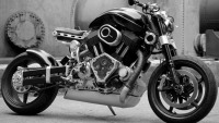 Confederate Motorcycles Unveils Third Generation Hellcat for pre-order at $45,000