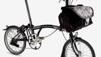 Brompton releases artist inspired London Folder bicycle