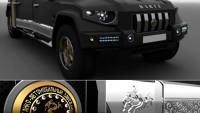 Dartz Prombron Black Dragon China edition armored SUV to celebrate 'Year of the Dragon'