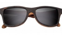 Wood eyewear made from Bushmills Irish White Oak whiskey barrels