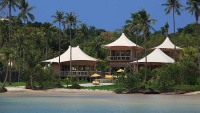 Six Senses Soneva Kiri Resort in Thailand offers tree pod dining