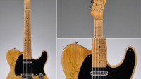 Vintage Fender Guitar estimated to fetch $100,000