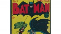 Batman #1 Comic book sold for $850,000