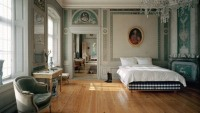 The Hazelton Hotel in Toronto Adds $99,000 Hästens Vividus Bed for 'A-Lister'