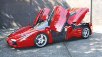 Jenson Button's Ferrari Enzo to fetch $1.6 Million at auction