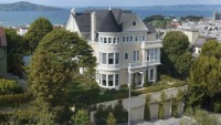 The legendary Pacific Heights Mansion in San Francisco listed at $30 million