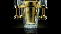 Van Perckens world's most expensive champagne cooler sells for $724,460