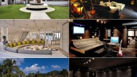 Music recording dreams are now a reality at Villa Rockstar in hotel Eden Rock – St Barths