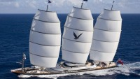 Luxurious Maltese Falcon superyacht goes on sale for $138 million