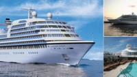 Ultra-luxurious Seabourn Odyssey embarks on her maiden voyage