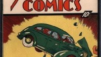 Rare Action Comics #1 sells for record $1million