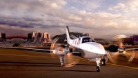 Hawker Beechcraft to begin deliveries of 50th Anniversary Baron aircraft