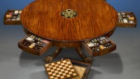 World's greatest antique games table up for sale
