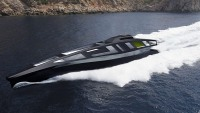 Exquire luxury yacht for the super rich seeking privacy and comfort