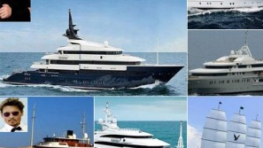 Most expensive yachts on Charter