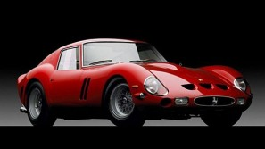 A 1963 Ferrari 250 GTO is the second most expensive car at $32 million
