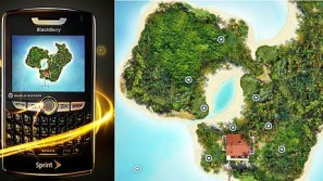 The $10.5 million BlackBerry for billionaires – Exotic Island included