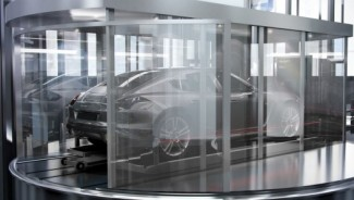Porsche Design- Luxury Miami condo tower with personal car elevator