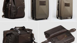 Dror for Tumi transforming luggage is a must-have travel gear