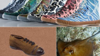 World's first bio-customized sneakers takes eco-fashion to new heights