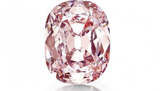 Nizam of Hyderabad's 'Princie' Pink Diamond sells for nearly $40 million