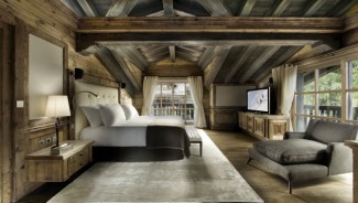 Hire Chalet Edelwisse for a week for  $ 1, 30,672 a week