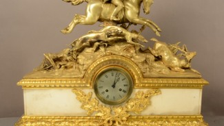 Unique clocks headline Bruhns Auction Gallery sale May 18