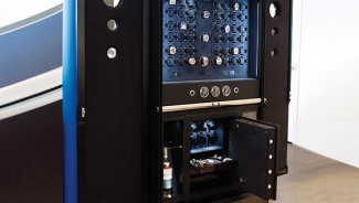 A Luxury Safe worth $155,000 from Buben and Zorweg
