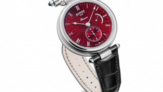 The Bovet's $49,500 Tribute To Love Watch