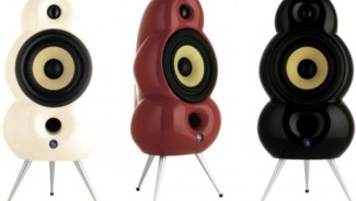 Scandyna classic audio speakers reimagined with Minipod Mk II