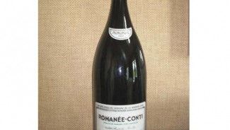 Rare Domaine Romanée-Conti is estimated to fetch $105,000 at Fine Wine Auction