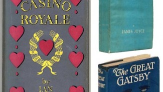 Luxury first edition books for collectors