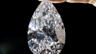 101.73-carat diamond sells for record-breaking $26.7million at Geneva auction
