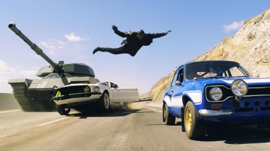 The Top 10 Cars of The Fast and Furious Franchise