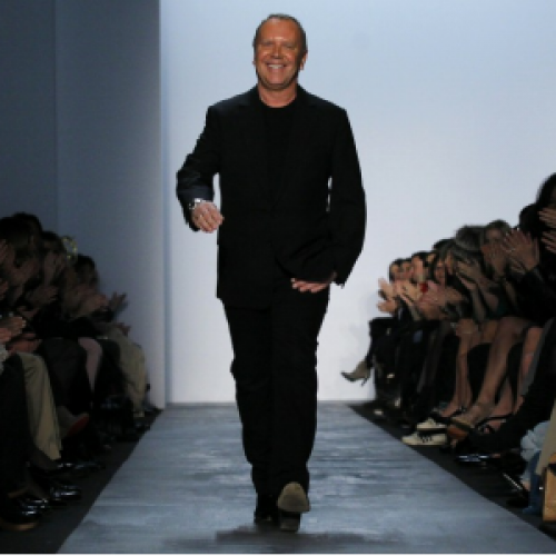 Michael Kors is an American fashion designer