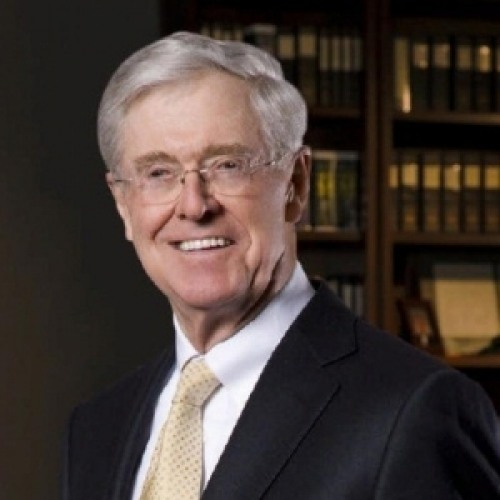 Charles koch net worth biography quotes wiki assets for David charles koch