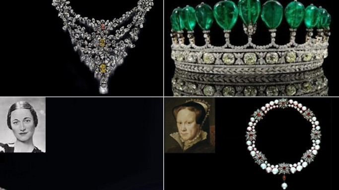 Most expensive jewelry of royal families